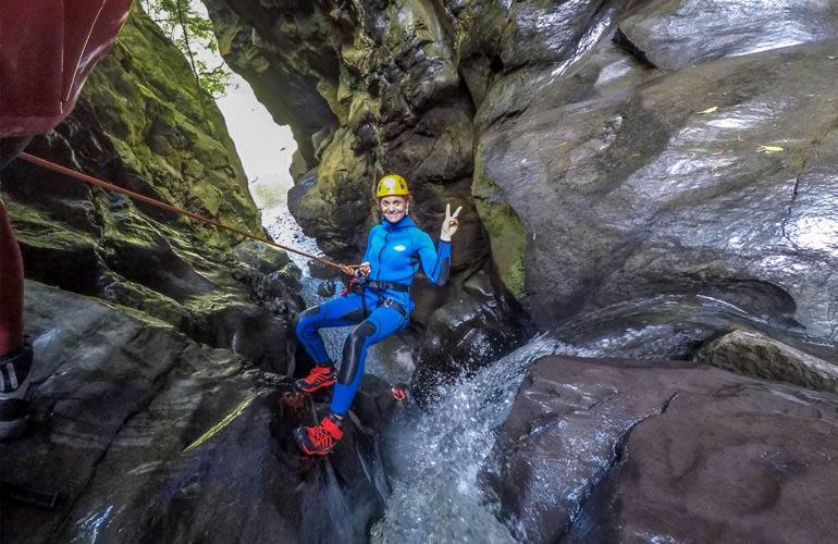 Canyoning Adventure