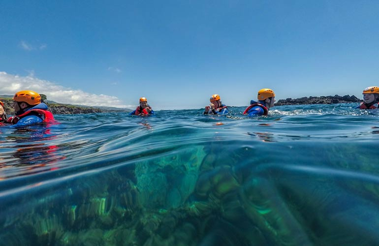 Coasteering Experience