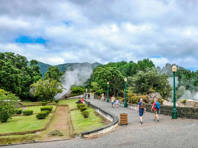 Canyoning Experience + Furnas Tour